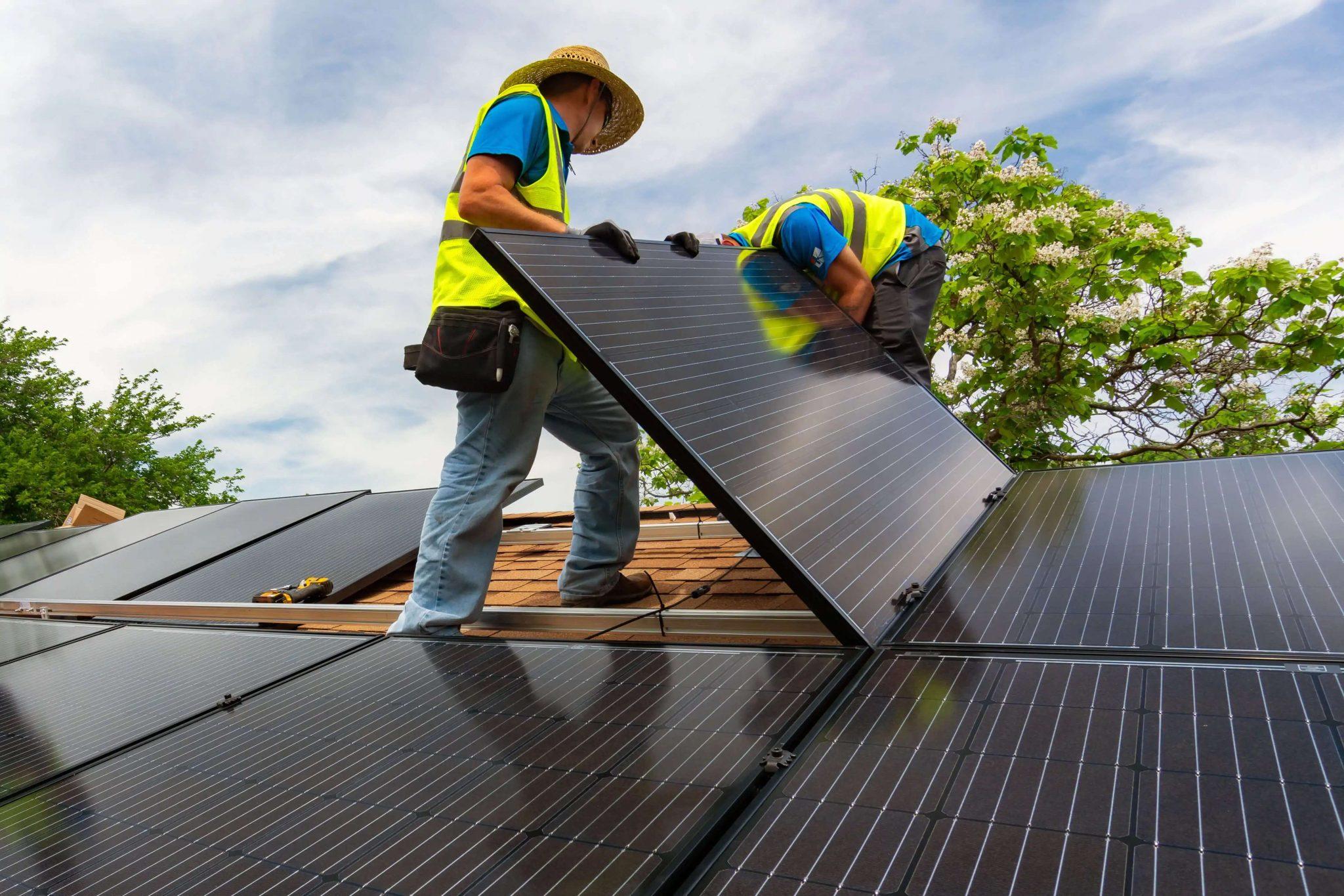 Residential Kosmos Solar North Texas Solar Energy