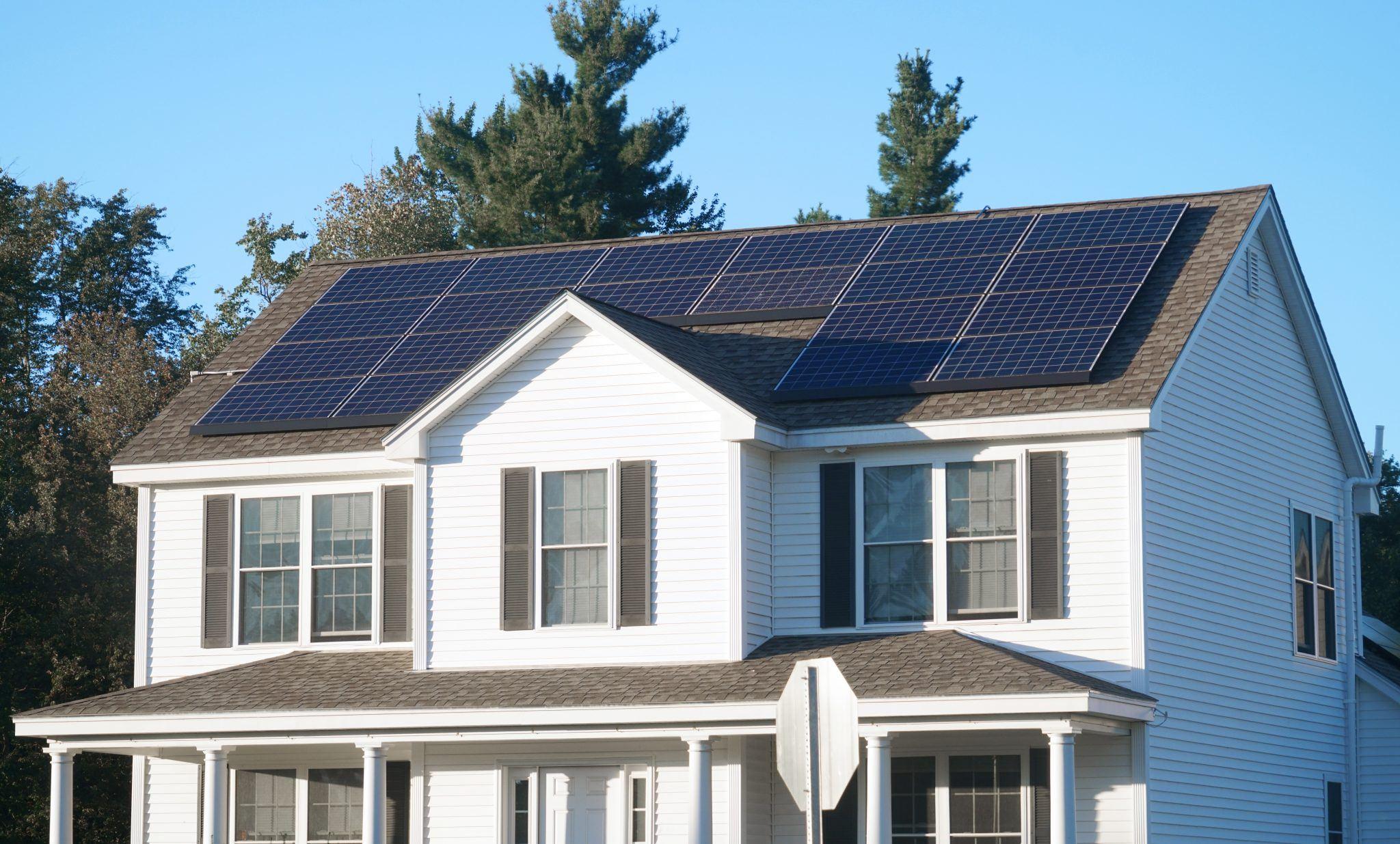 How Many Solar Panels Would I Need to Power My House?