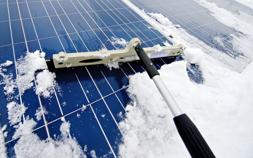 5 Ways to Improve Dallas Solar Panel Performance in Winter