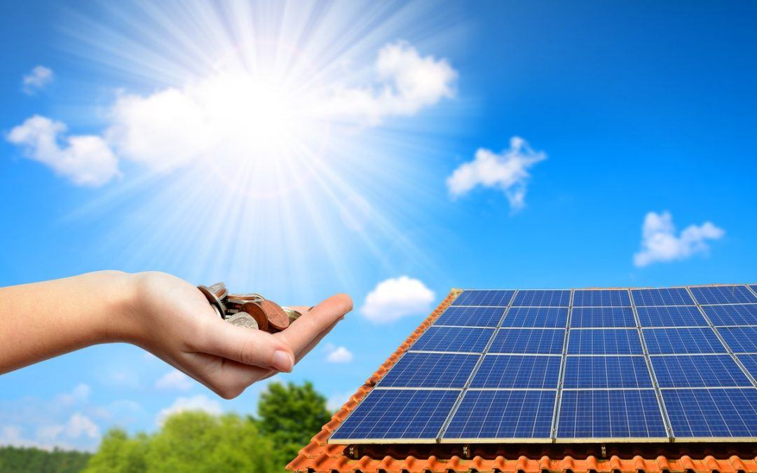 How Installing Solar Panels Can Lower Temperatures for Your Roofing System