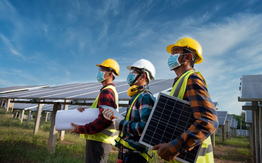 Cleaner Air During COVID-19 Brings Higher Solar Panel Output