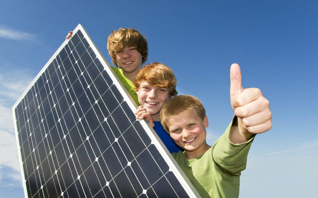 Teaching Kids About Solar Energy